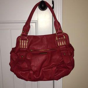 NEW Red Jessica Simpson Handbag